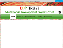 Tablet Preview of edp-trust.org